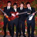 With The Beatles Tribute Act East Sussex