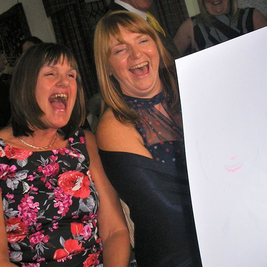 You Know Who Caricatures Caricaturist Staffordshire