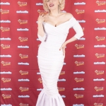 Event Marilyn Monroe  (Suzie Kennedy)  London