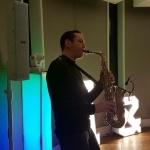 Event Jamie B (Saxophonist) Saxophonist Cheshire