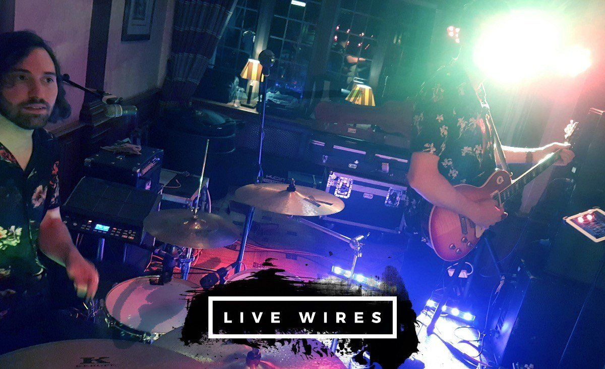 Live Wires Function Band Review Wedding Cheshire