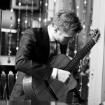 Event Elliot Smith Classical Guitarist Stone, Staffordshire