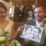 Event Ivo the Caricaturist Caricaturist West Lothian area