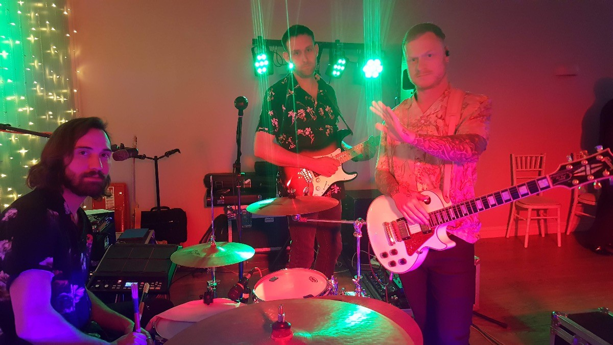 Live Wires Function Band Review Wedding Gloucestershire