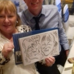 Event Tims Cracking Caricatures Caricaturist Warrington, Cheshire
