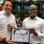 Event Ivo the Caricaturist Caricaturist London
