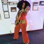 Event Sax Goddess (Saxophonist) Solo Saxophonist Cheshire