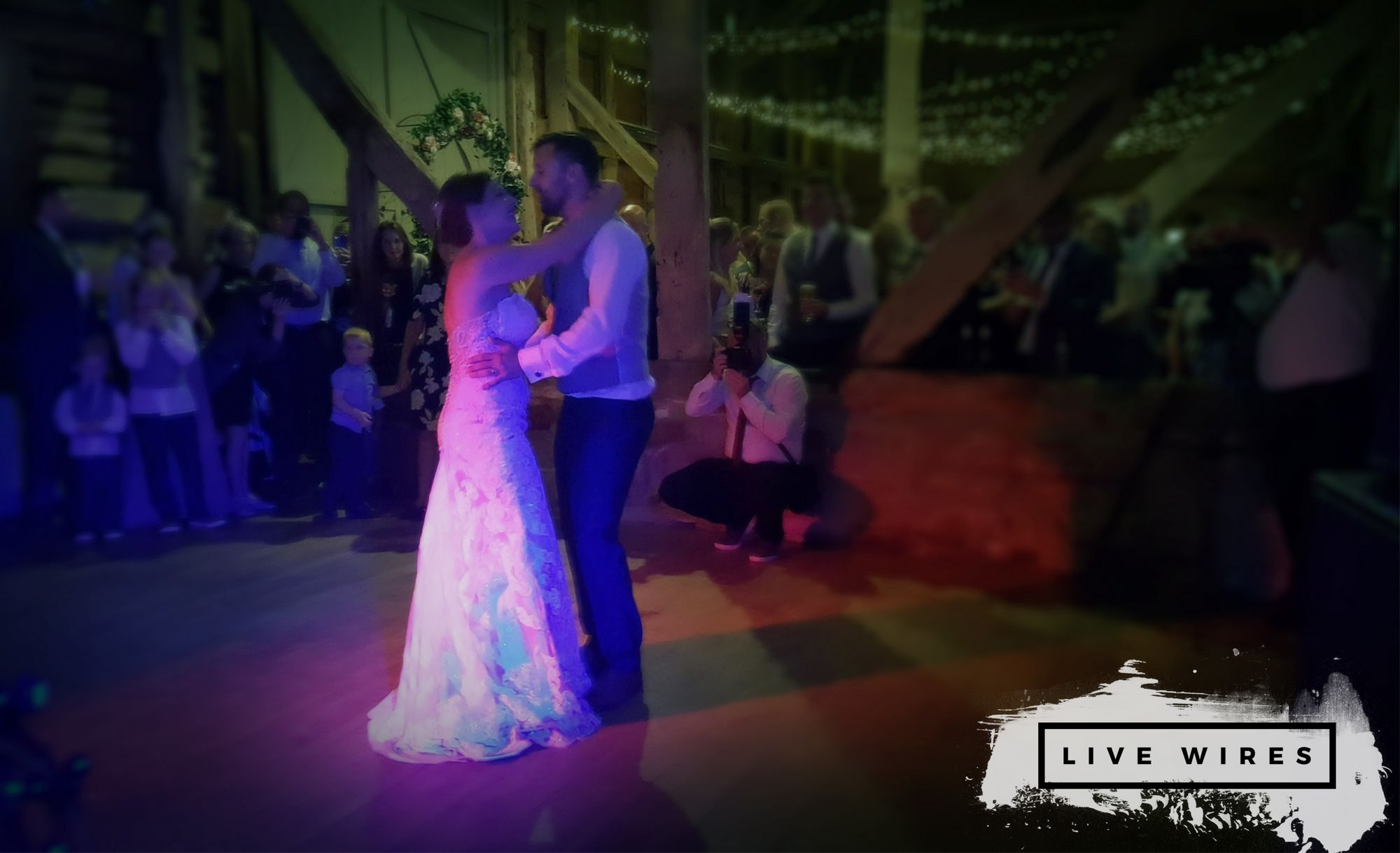 Live Wires Function Band Review Wedding Shropshire