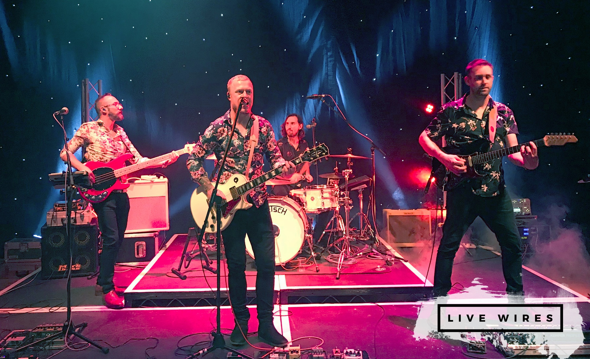 Live Wires review - Wedding in Shropshire by David Tansley - Alive ...