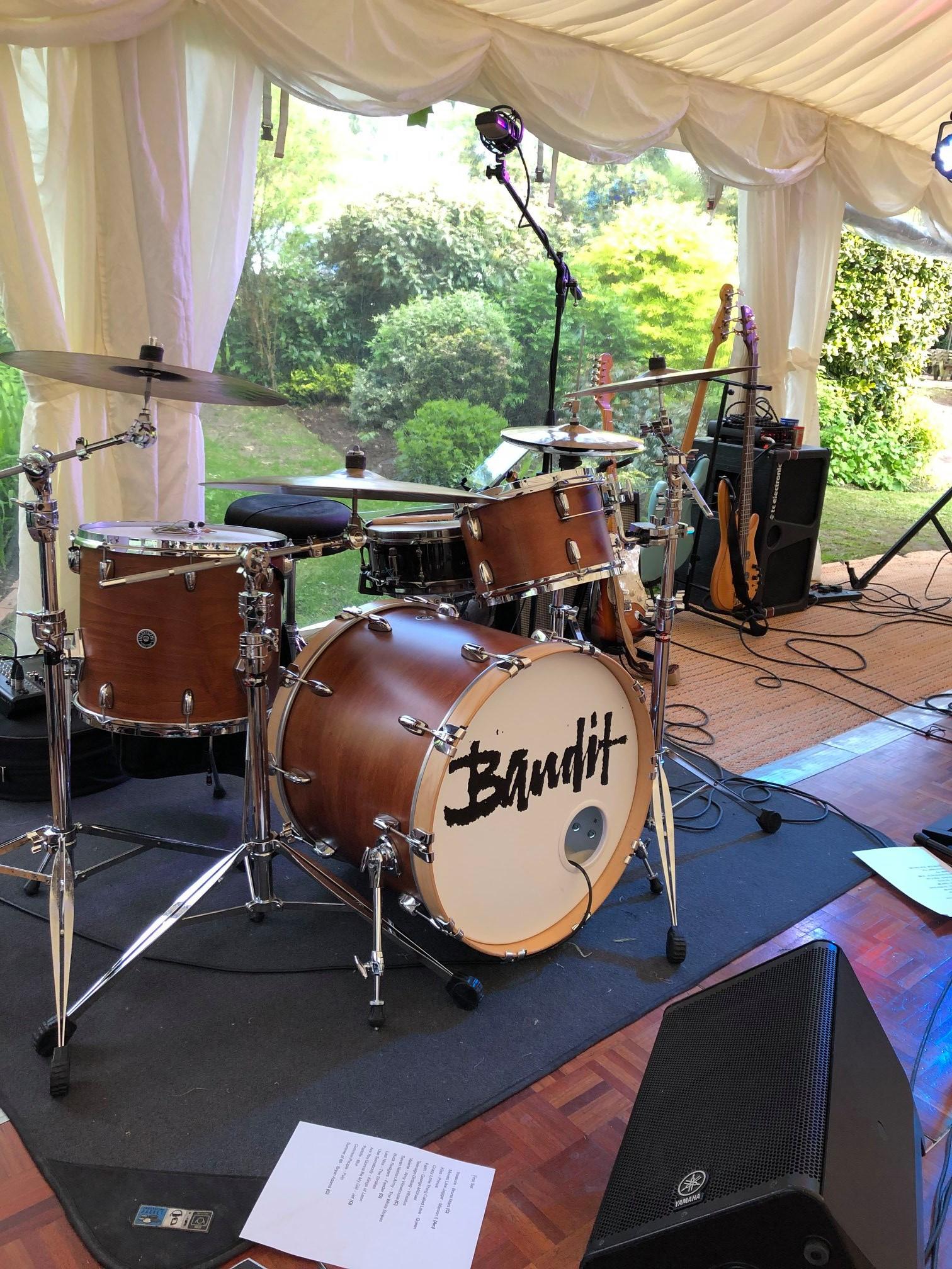 Bandit | Rock and Pop Band Hertfordshire | Alive Network