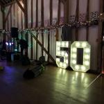 Event Lit Up Letters Light Up Letters Poole, Dorset