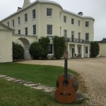 Event Dennis OKelly Classical Guitarist Cornwall