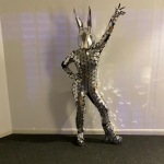 Event Robo Bunny Mix and Mingle Entertainer London