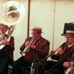 Event Burgundy Boater Band  Hampshire