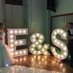 Event Let There Be Light Light Up Letters & Love Signs Southend, Essex