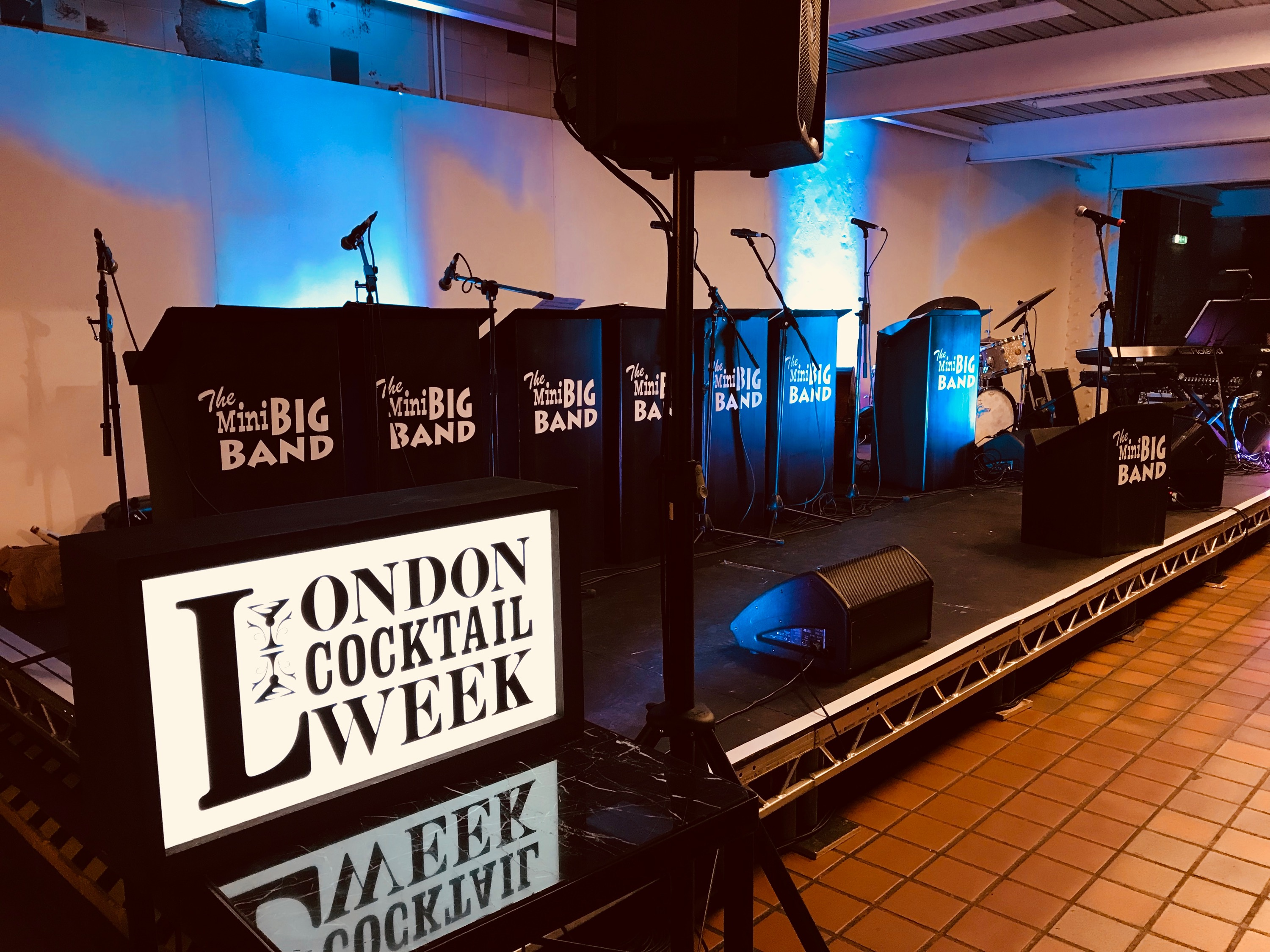 The MBB Band | 10 Piece Big Band West Yorkshire | Alive Network