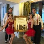 Event Twin Charleston Dancers Dancer London