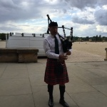 Event Bagpiper Dave Brooks Piper London