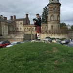 Event Bagpiper Dave Brooks  London