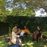 Event Status Cymbal String Quartet London