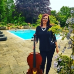 Event Venus Strings Violin and Cello Duo Worcestershire