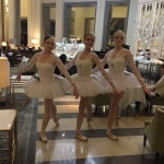 Event Bespoke Ballet Company Dancer London