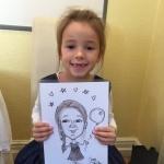 Event C R Caricatures Caricaturist Telford, Shropshire
