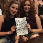 Event Sam The Caricaturist Caricaturist Leicestershire