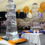 Event Ice Sculptures Ice Bar Wiltshire