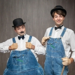Event Laurel and Hardy Lookalike  Oxfordshire