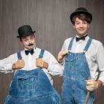 Event Laurel and Hardy Lookalike Lookalike Oxfordshire
