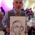 Event Spot On Caricatures Caricaturist Leicestershire