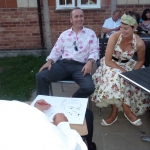 Event Drop Dead Caricatures  Essex