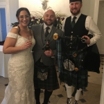 Event Britains South East Bagpiper  London