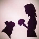 Promo Charles Burns (silhouette artist) Silhouette Cutting Artist Durham