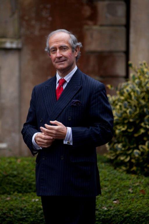 Promo Prince Charles  (Charles Haslett) Prince Charles Look alike Dorset