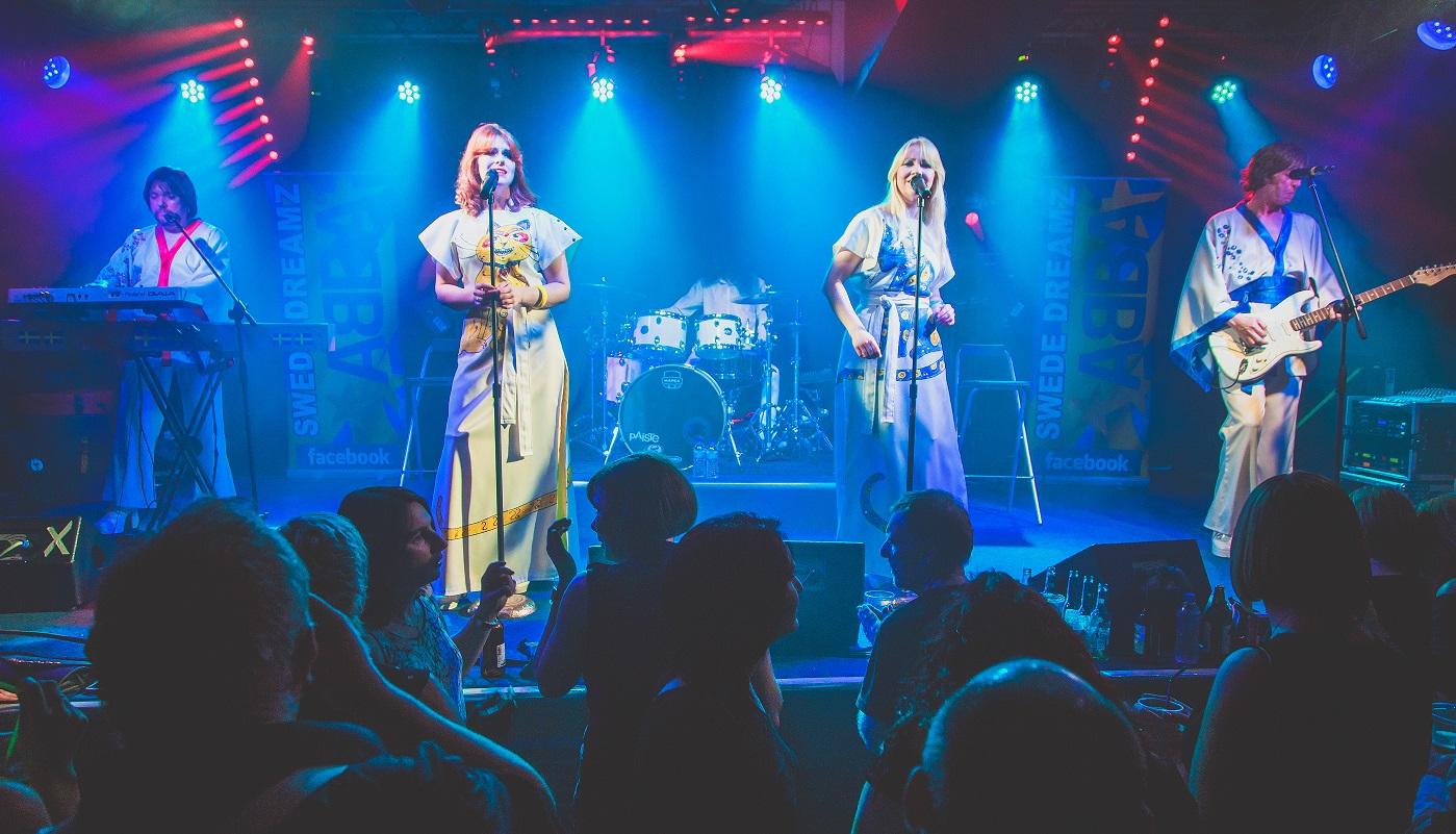Promo (Abba) Abba-Alike Abba Tribute Band Cumbria