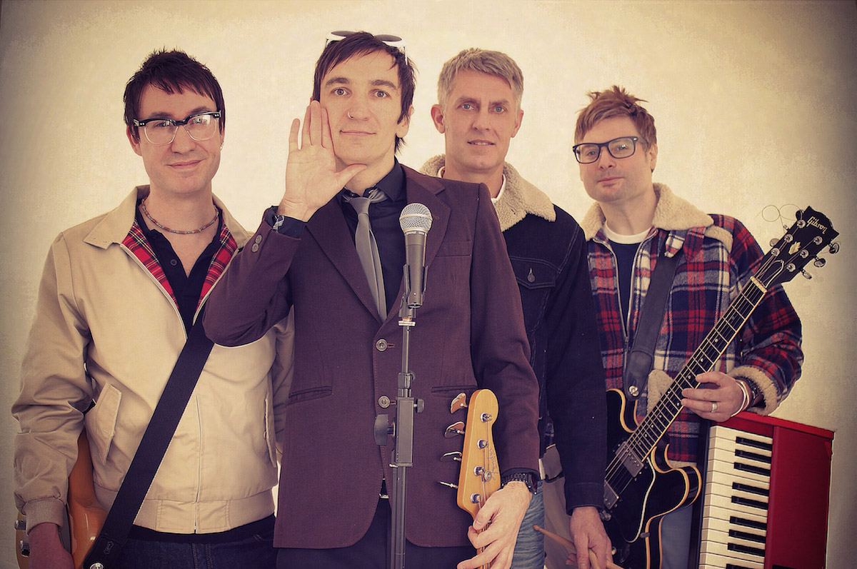 Britpop Forever | Britpop Band Staffordshire | Alive Network