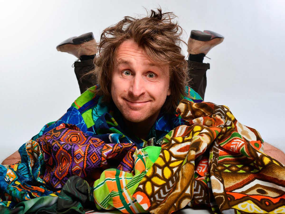 Promo Milton Jones Comedian London