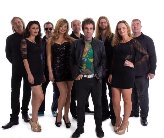 Promo Diamonds and Pearls Soul Band Lancashire