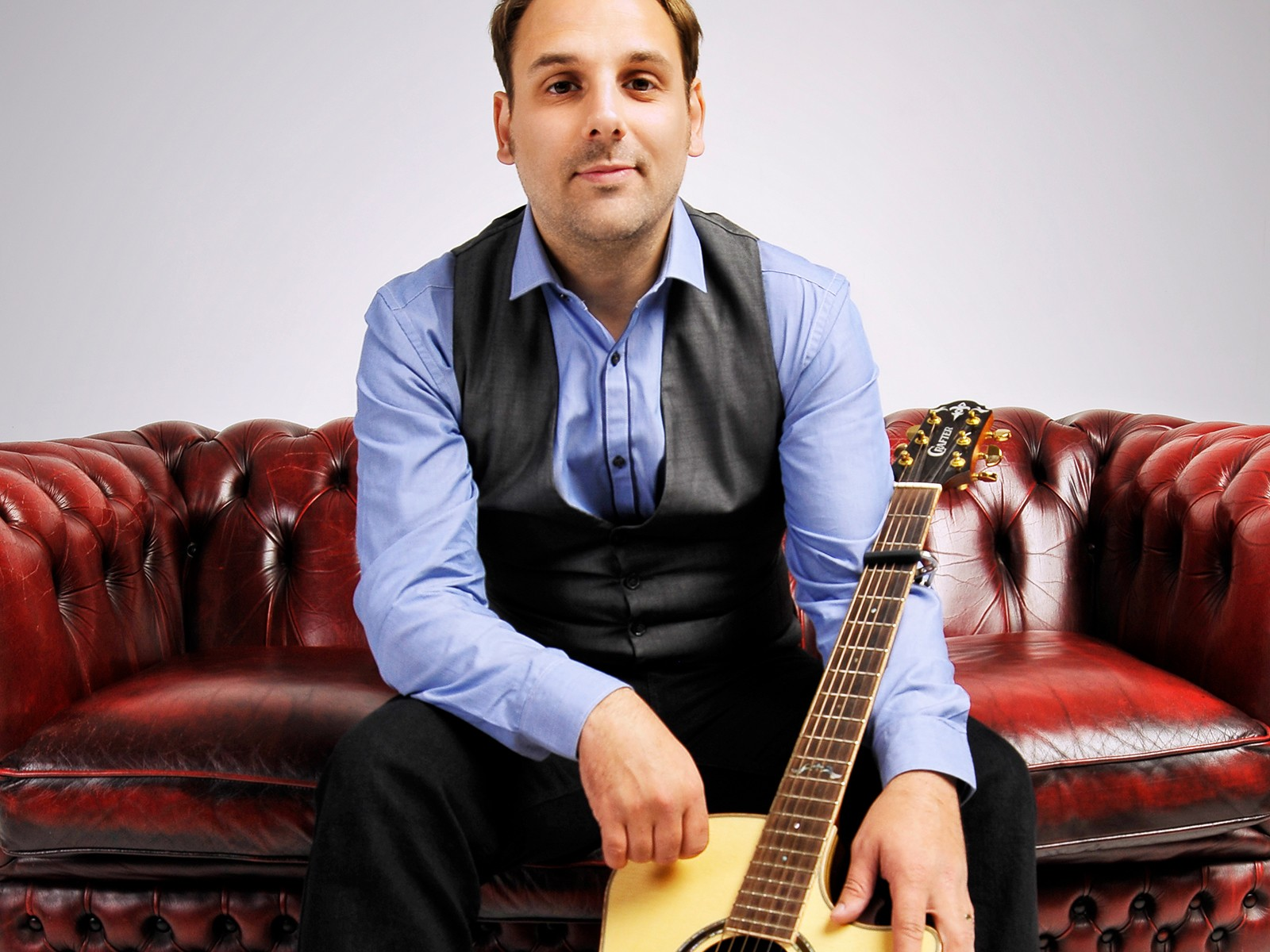 Promo Dean Lands Solo Singer/Guitarist Staffordshire