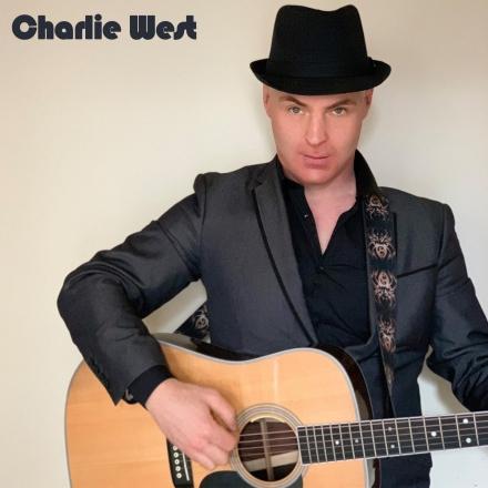 Promo Charlie West Singer Guitarist Glasgow