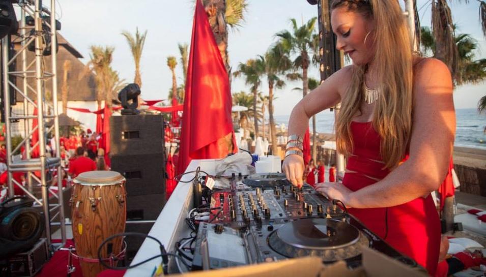 Promo The Female Collective DJ Duo Live DJ Plus Live Musicians London