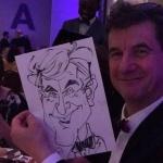 Promo MK Caricatures Caricaturist Bedfordshire