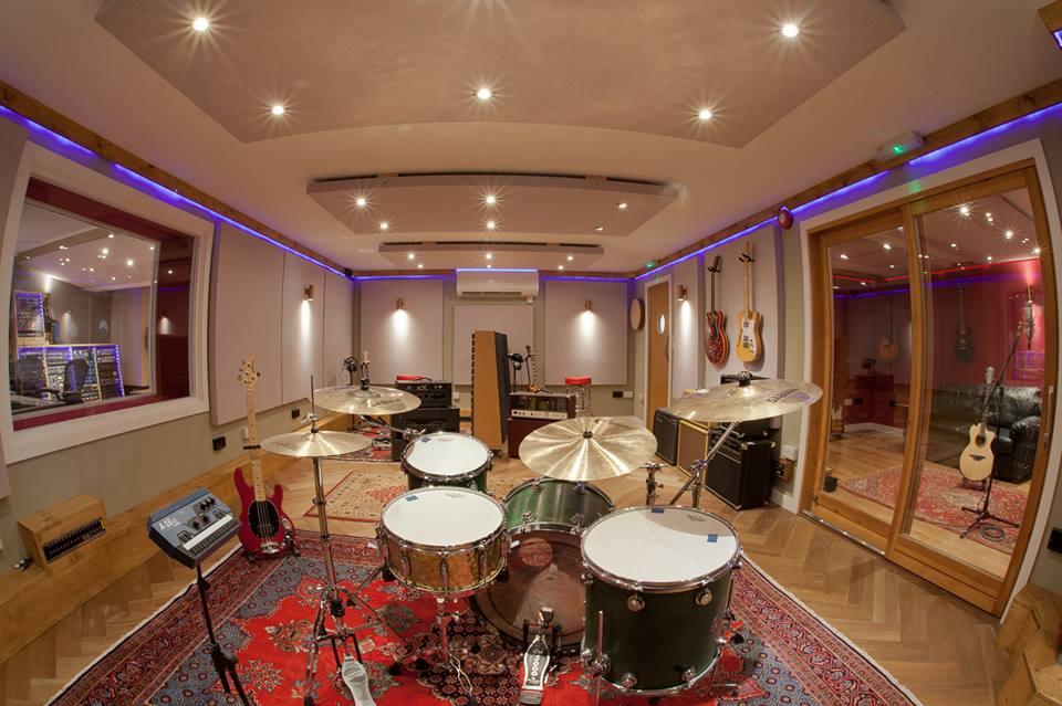 Promo Alive HQ Recording Studios Recording Studio Staffordshire