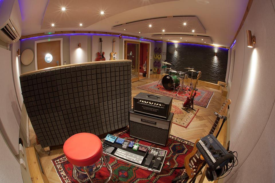 Alive Hq Recording Studios Recording Studio Staffordshire Alive Network