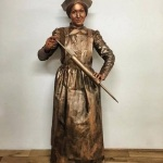 Promo Doctor and Nurse Living Statues  Leicestershire
