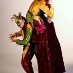 Promo Jester Stilt Walkers Street Performer Hertfordshire