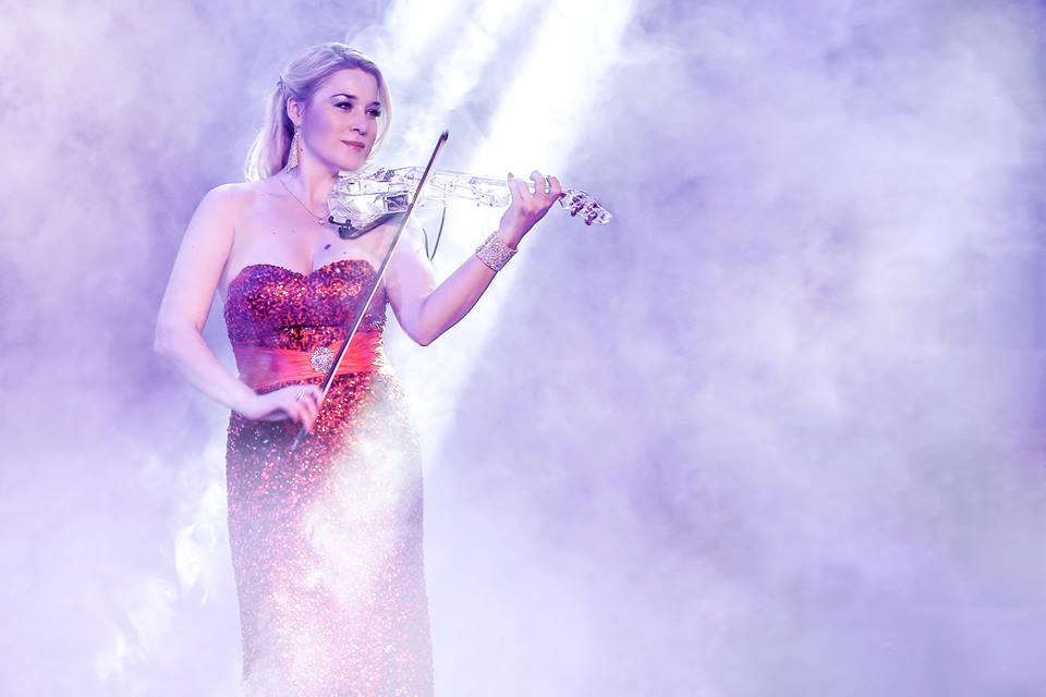 Promo The Northern Violinist (Electric and Classical)  West Yorkshire