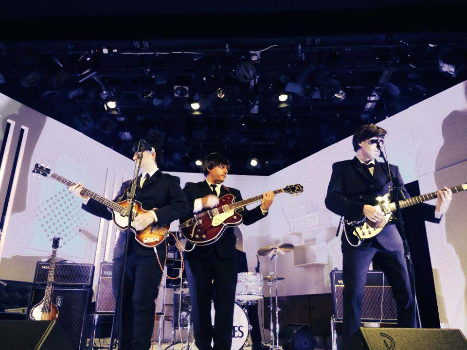 Promo (Beatles) The Fab Four Live Beatles Tribute Band London